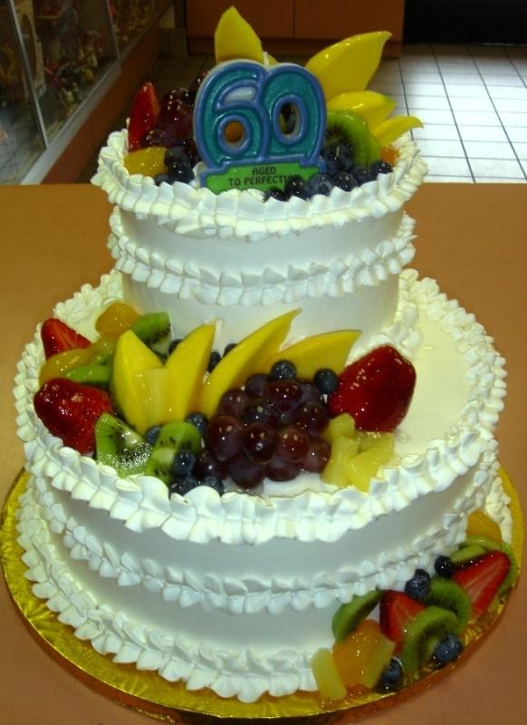 Birthday Cake Bakery Los Angeles