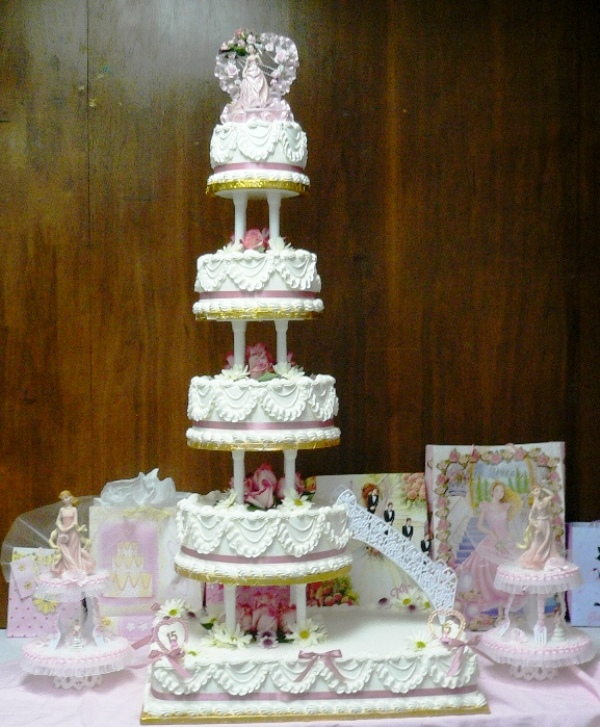 QuinceaneraCakes0111 quinceanera cake on birthday cakes to mail order
