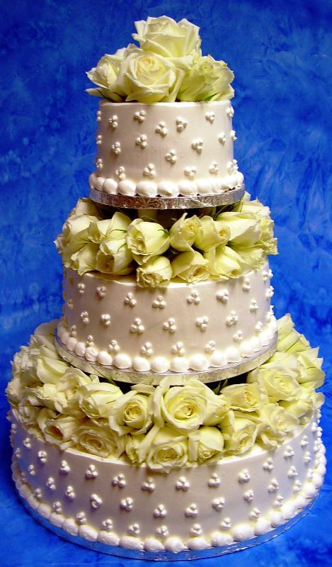 KG Bakery Wedding Cakes